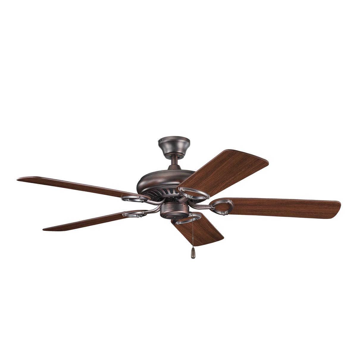 Kichler 339011OBB Oil Brushed Bronze Ceiling Fan From