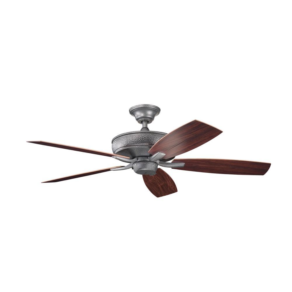Kichler Distressed Black Ceiling Fan