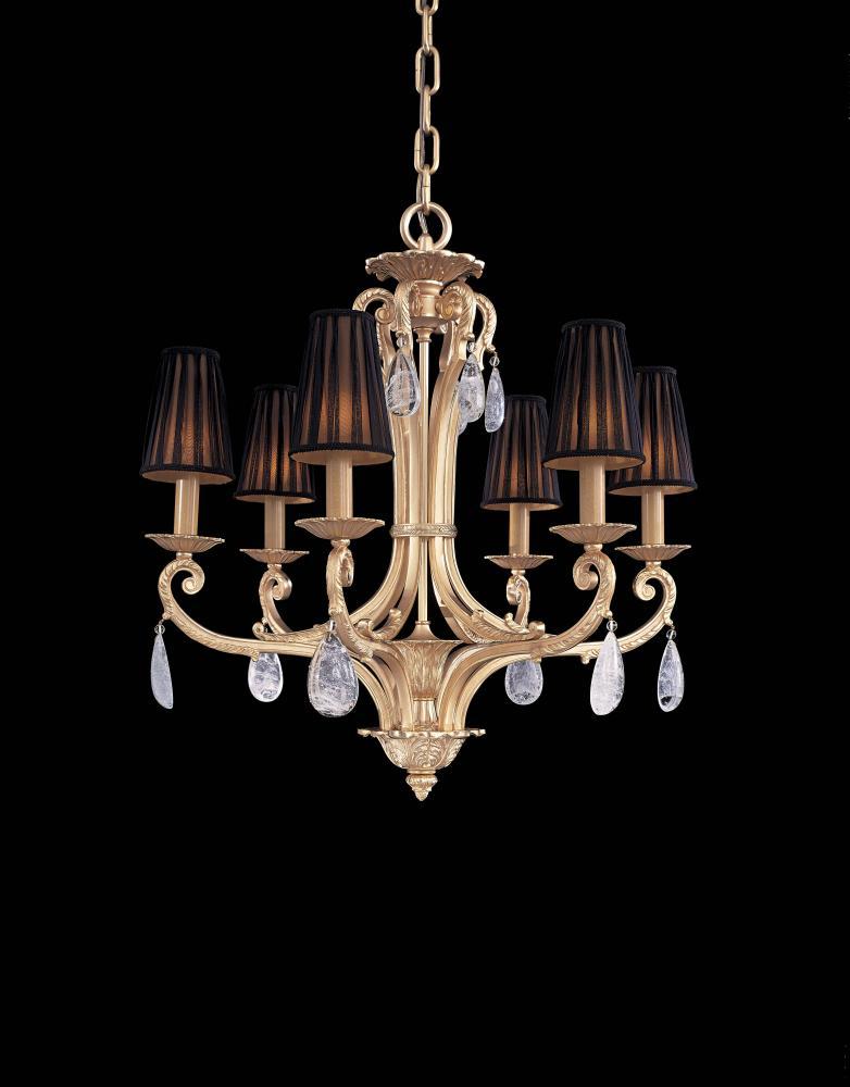 minka metropolitan fabric shades shade up chandelier n950435. Black Bedroom Furniture Sets. Home Design Ideas