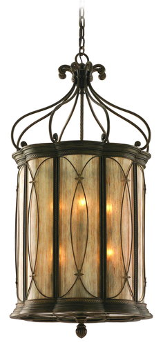 Wrought Iron Foyer Lighting : St moritz collection light quot bronze wrought