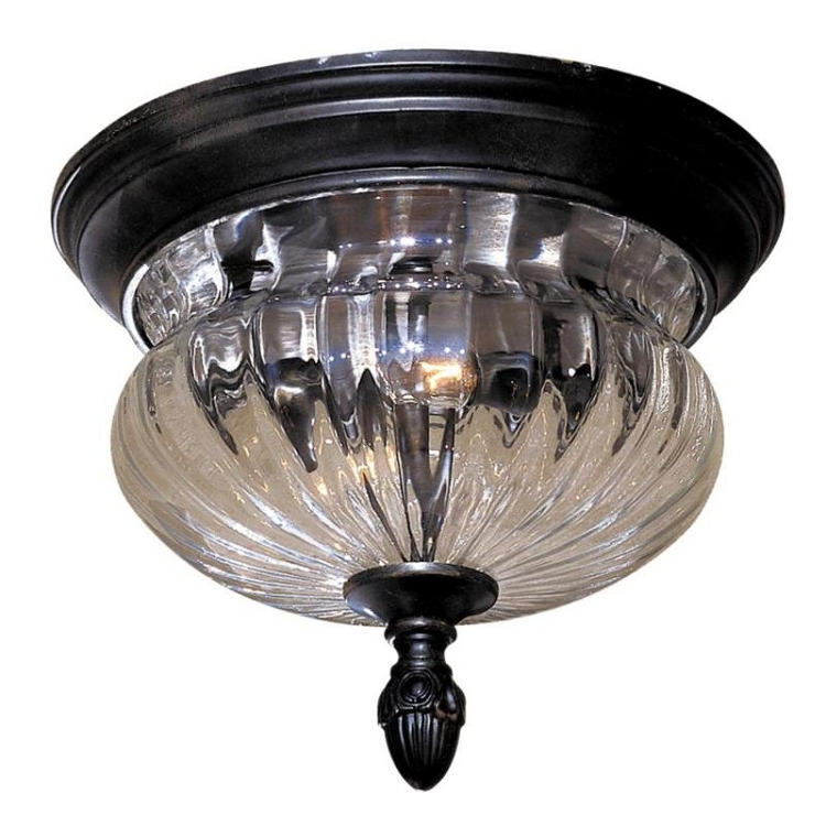 Newport Collection 2 Light 11 Heritage Bronze Outdoor